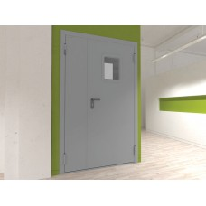 Техническая дверь (Двухстворчатая)